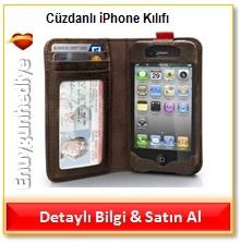 Cüzdanlı iPhone Kılıfı
