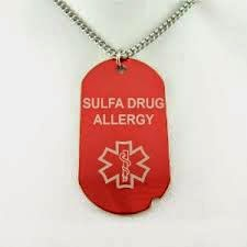 sulfa vs sulfate vs sulfur vs sulfite allergy | fauquier ent blog, Skeleton