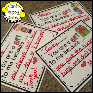 You Are a Gift! Note Cards by Planet Happy Smiles