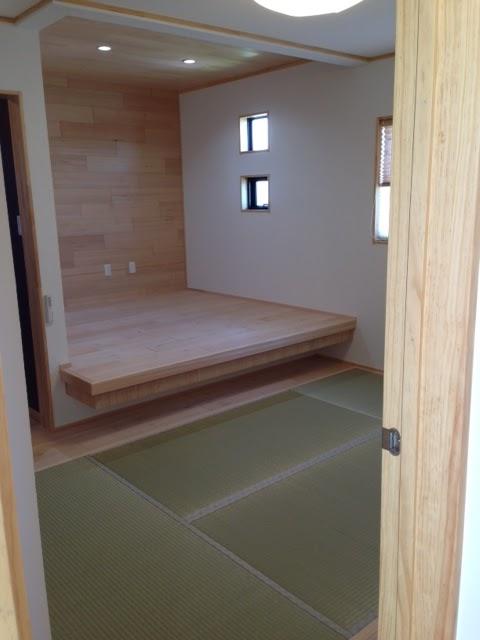樅の木ベッド