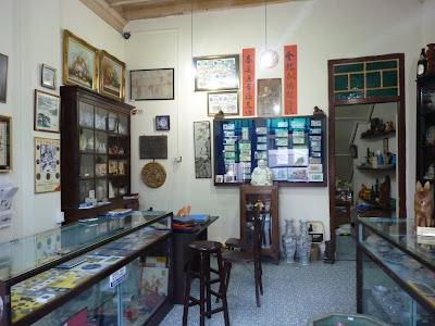 tienda de antiguedades Malasia