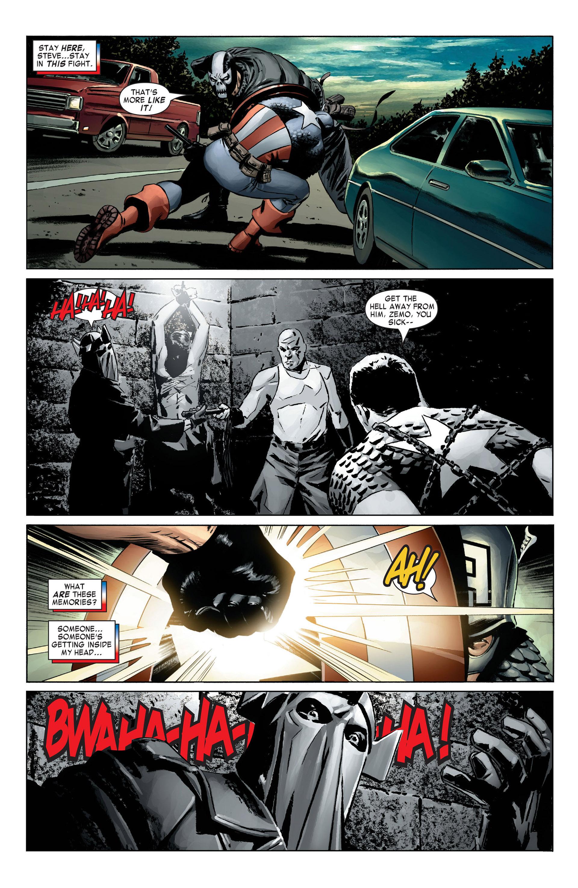 Captain America (2005) Issue #4 #4 - English 17