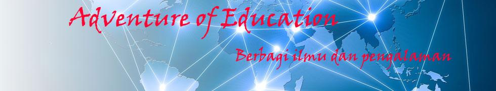 Adventure of Education