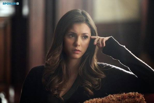 The Vampire Diaries - I Alone - Review