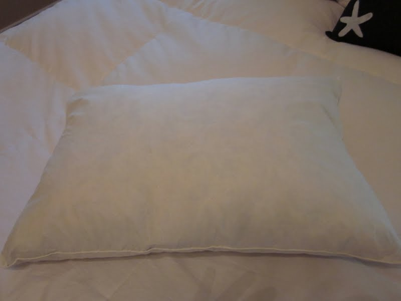 Our Adventures in Home Improvement: Don t Throw Your Old Pillow Cases Away! Another Easy Pillow ...