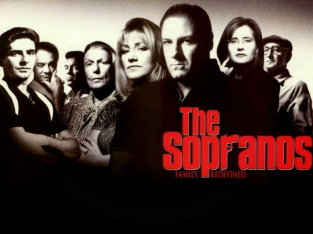 The Soprano's James Gandolfini