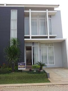 Rumah di Bintaro Jalan Arya Putra
