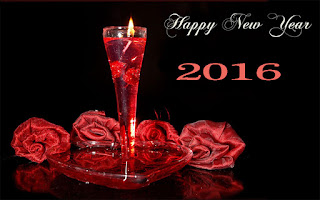 happy new year 2016 flower wallpapers