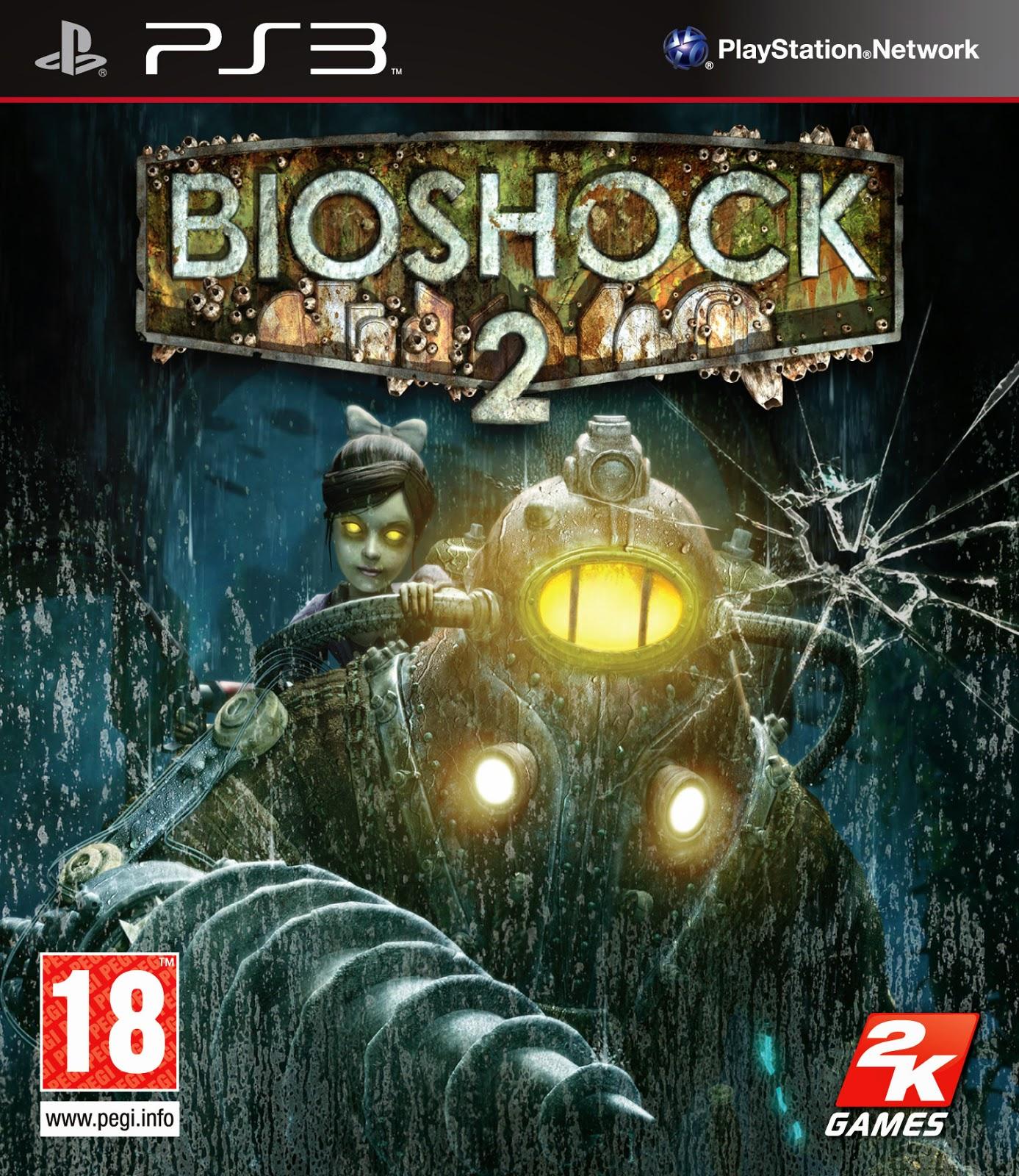 BIO SHOCK PS3