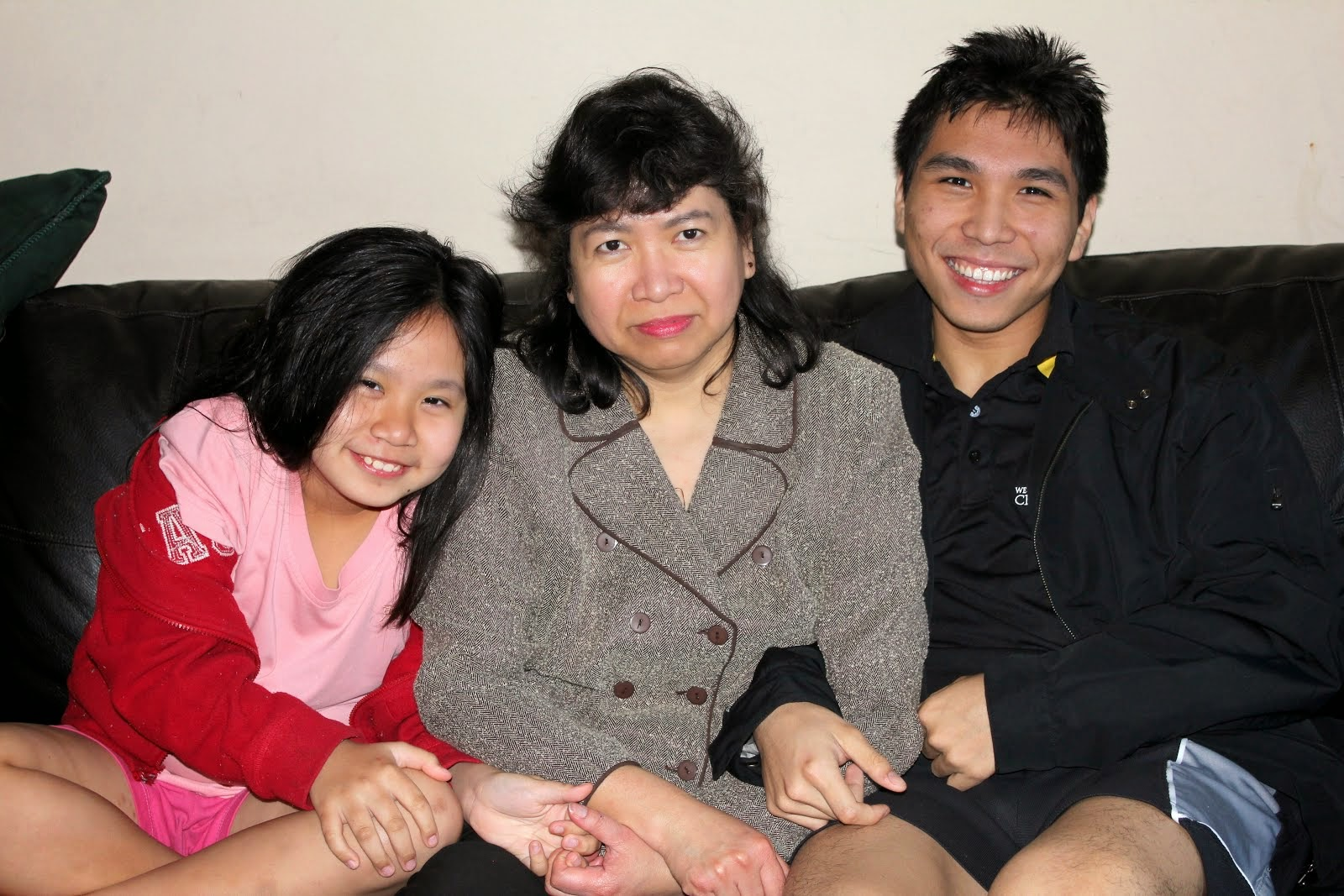 Exclusive interview with Leny, Wesley So's Mother