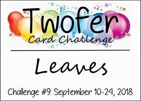 DARNELL'S TWOFER CHALLENGE NO 9