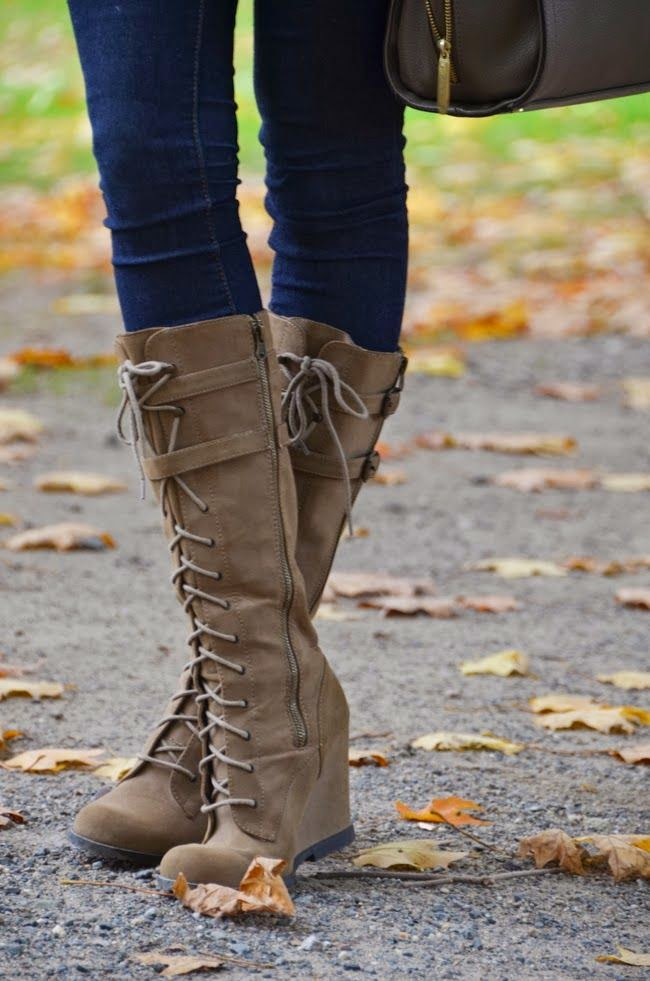 7 beautiful boots for winter