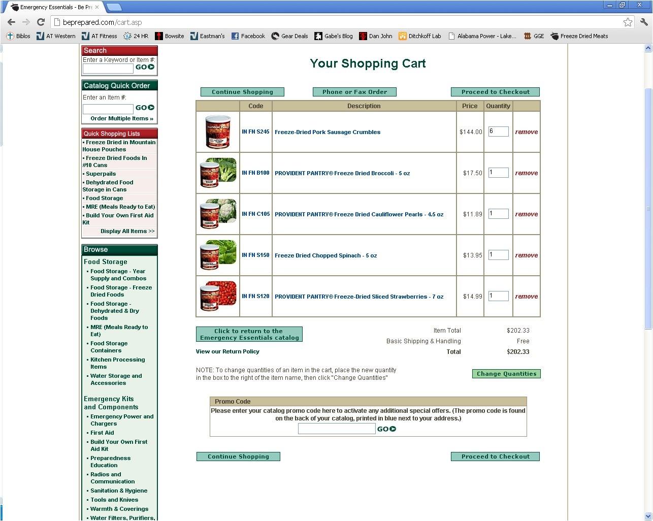 Diy Freeze Dried Meals Huntprep365