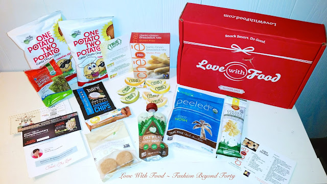 I Am IN LOVE with Love With Food - Gluten Free Box Subscription
