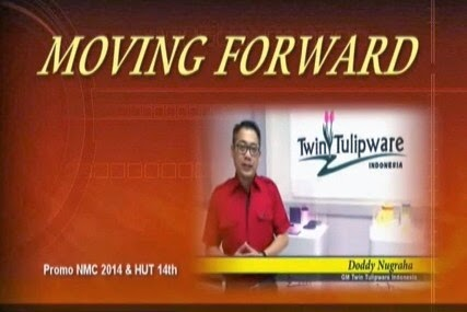 Promo NMC & HUT Twin Tulipware 2014