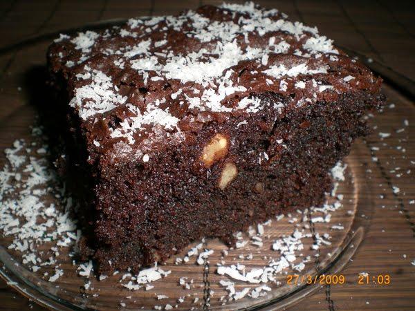 findikli islak kek tarifi