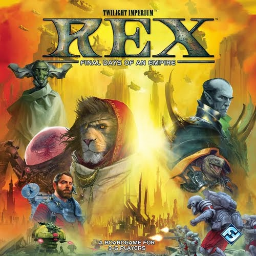 Rex: The Final Days of an Empire