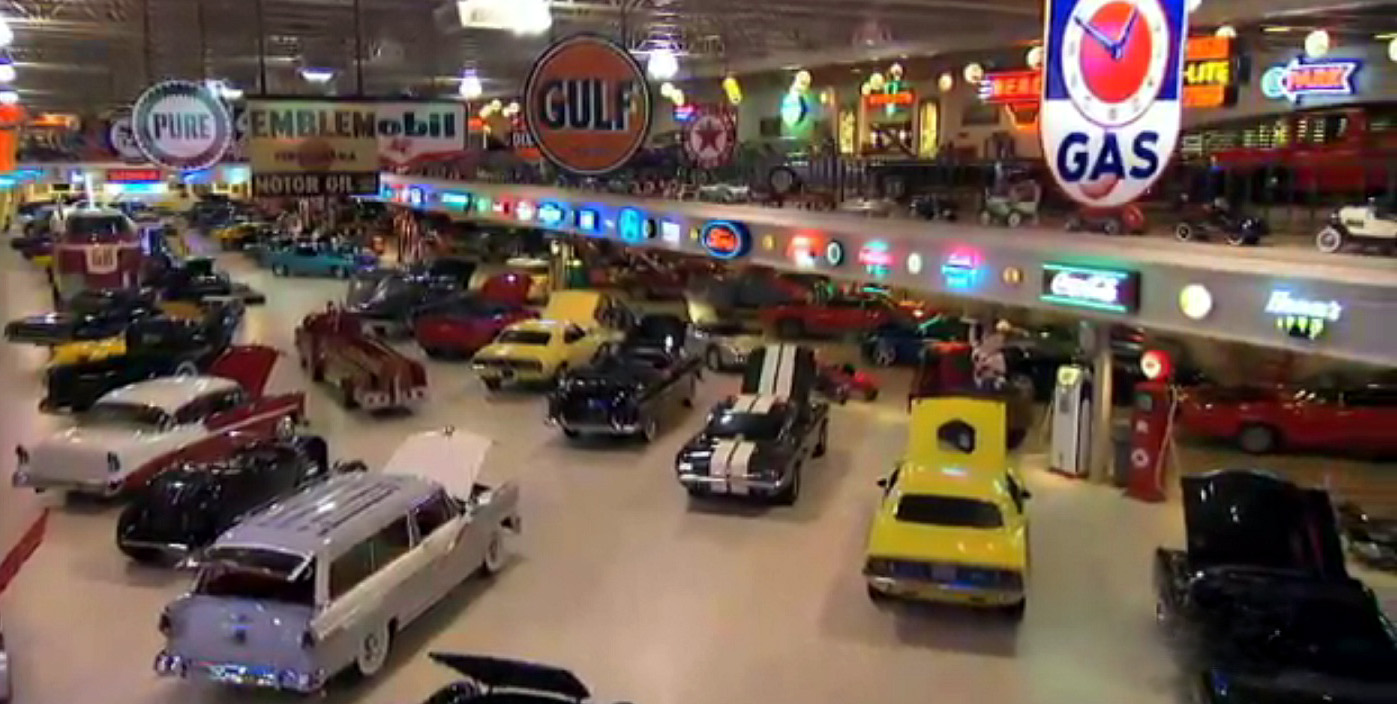 Just A Car Guy Ron Pratte Collection Update His