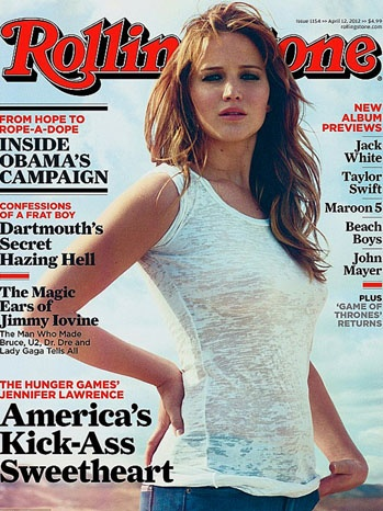 Jennifer Lawrence Breast Size