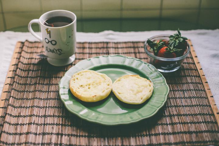 english-muffin-breakfast