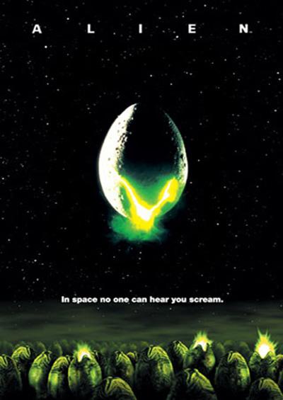 Alien Movie The nostromo, a commercial