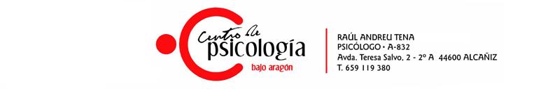 Centro de Psicología Bajo Aragón - Raúl Andreu Tena