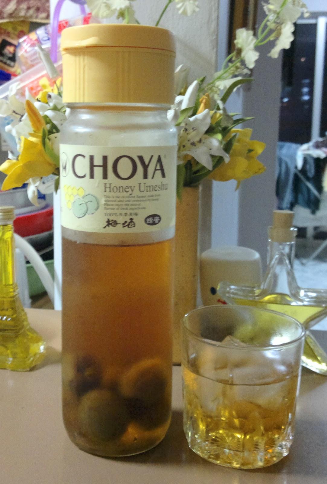 choya umeshu how to drink