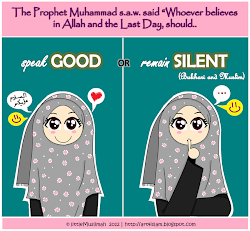 Speak Good Or Remain Silent?