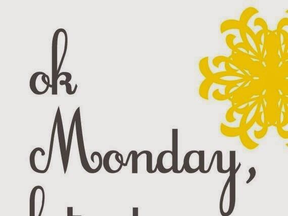 Monday not so Fun-day