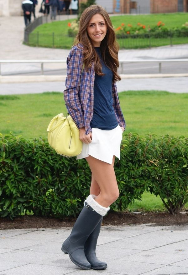 Outfits con botas de moda
