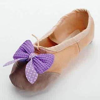Contoh Model Sepatu Balet Anak