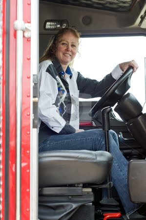 Leia Jorge: Siga bem, caminhoneira