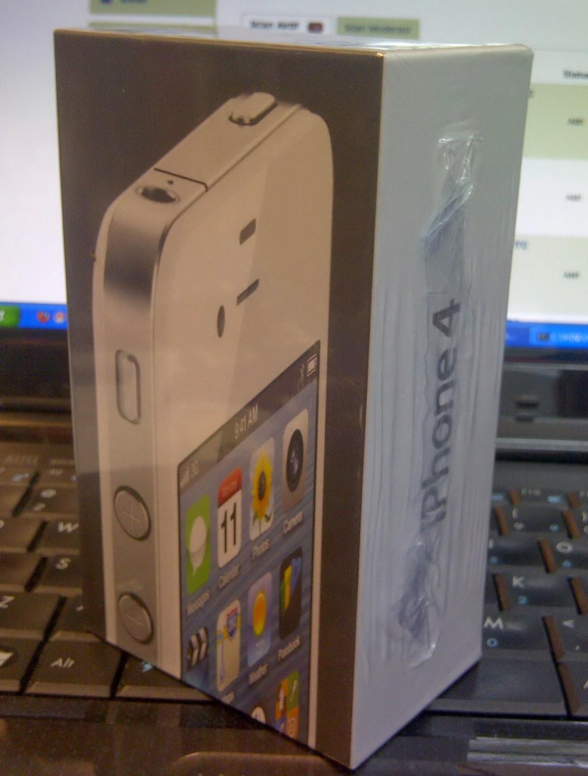 HP Murah Jakarta Alfacell IPHONE 4S MURAH JAKARTA 16 32