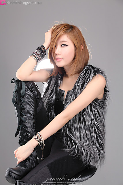 6 The Rocker - Choi Byeol Yee-very cute asian girl-girlcute4u.blogspot.com