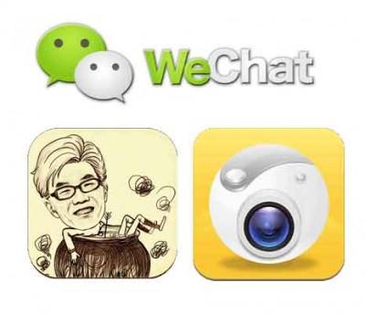 Kini Camera360 dan MomentCam Terhubung dengan WeChat