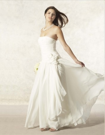 Best wedding dresses jessica mcclintock full elements for Jessica mcclintock wedding dresses outlet