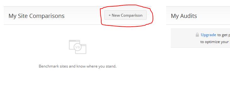 Membandingkan Blog/Website dengan Menggunakan Alexa