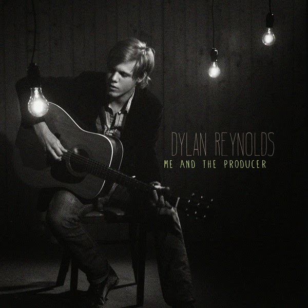 Dylan Reynolds - Me and the Producer - EP Cover
