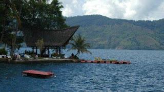 Danau Toba Picu Perubahan Iklim di Dunia