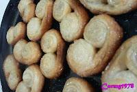 ventagliette di pasta sfoglia-ricetta