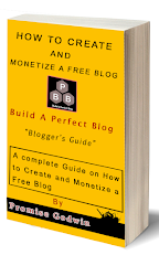 HOW TO CREATE AND MONETIZE A FREE BLOG