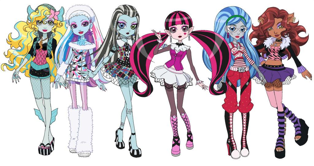 1000 images about monster high anime scary cool girls on pinterest. Black Bedroom Furniture Sets. Home Design Ideas
