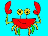 Caranguejo Engraçado