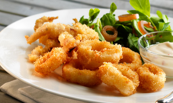 Crispy fried-squid Picture Download Recipes