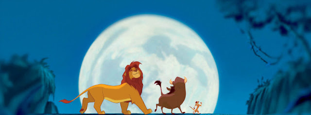 Ảnh bìa fb đẹp và độc lion king