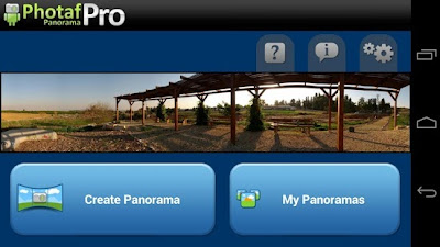 Photaf Panorama Pro Android App | Full Version Pro Free Download