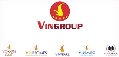 Tập đoàn Vingroup thương hiệu đẳng cấp tầm cỡ quốc tế