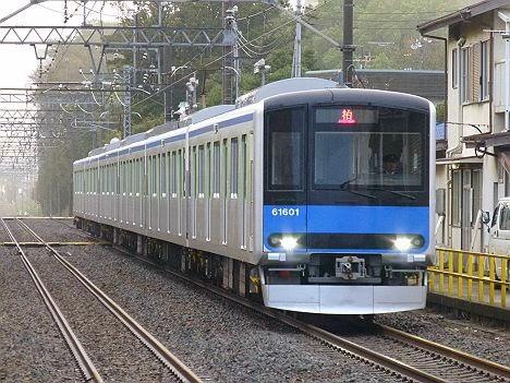 東武野田線 柏行き 60000系