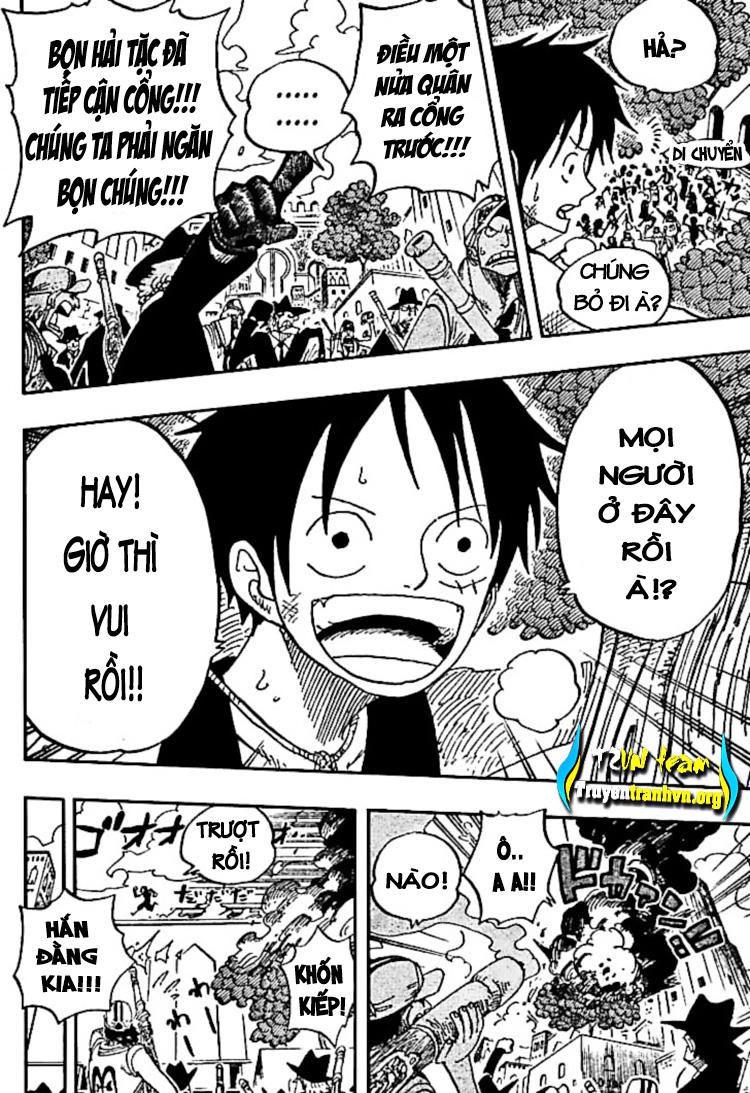 One Piece - Đảo Hải Tặc chap 381 page 12 - IZTruyenTranh.com
