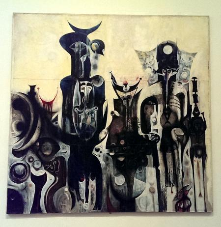 London notes: Ibrahim El-Salahi at the Tate Modern
